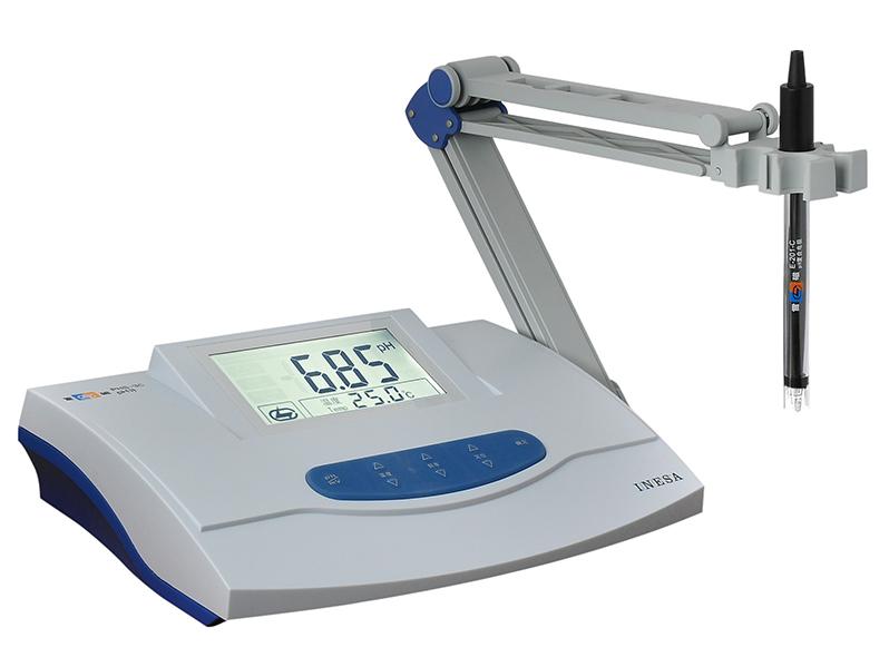雷磁PHS-3E型pH计