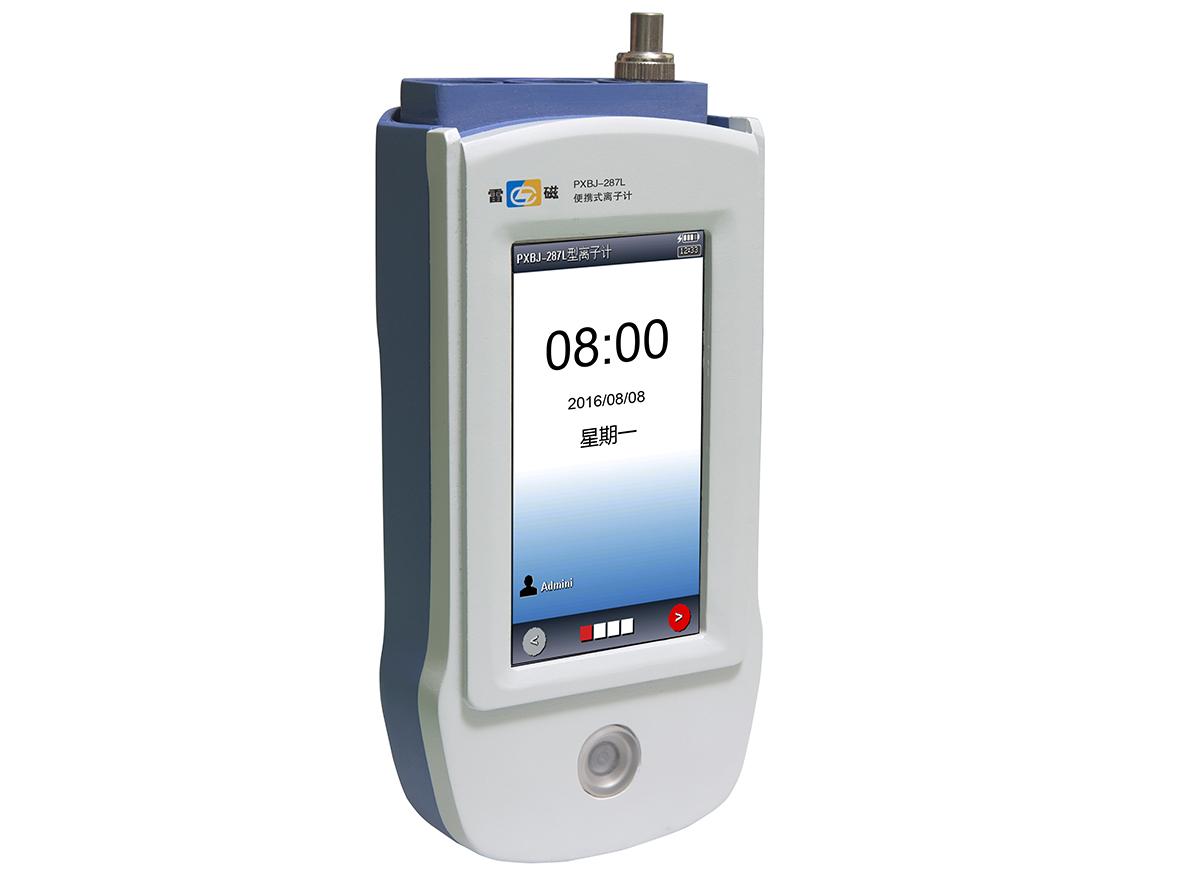 雷磁PXBJ-287L型便携式离子计/离子分析仪