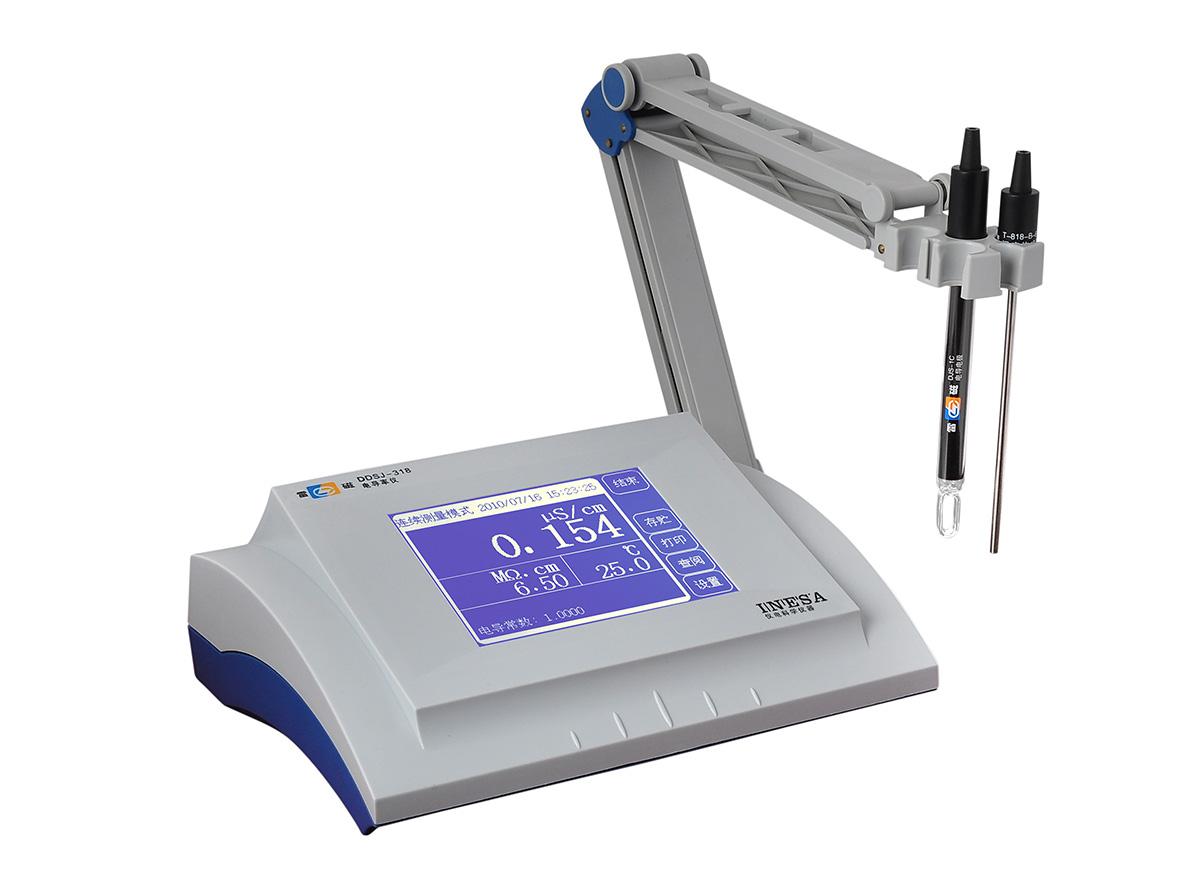 雷磁DDSJ-318型电导率仪