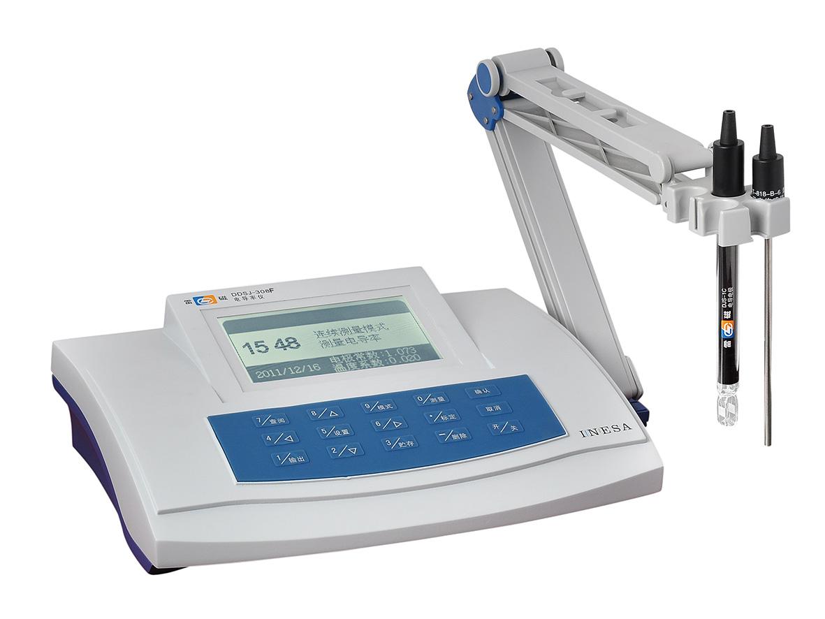 雷磁DDSJ-308F型电导率仪