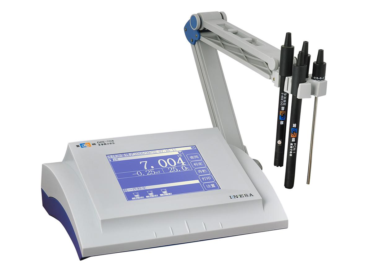 雷磁DZS-708型多参数分析仪