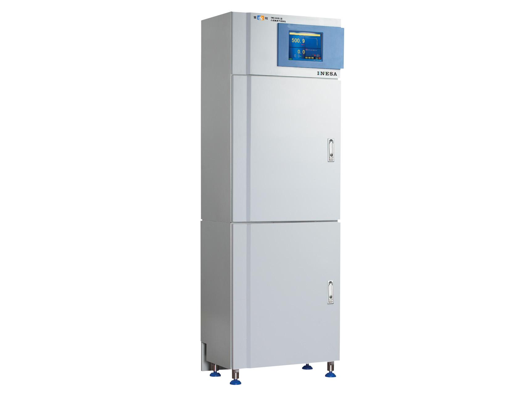 雷磁DWG-8003型氟离子自动监测仪