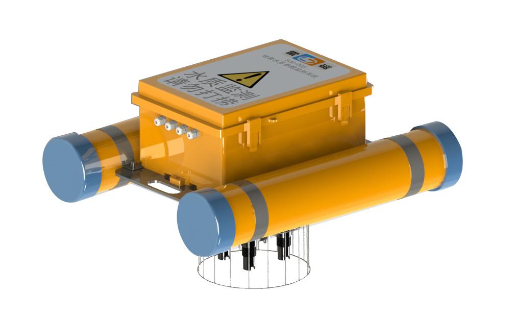 雷磁SJG-205型水质监测浮标
