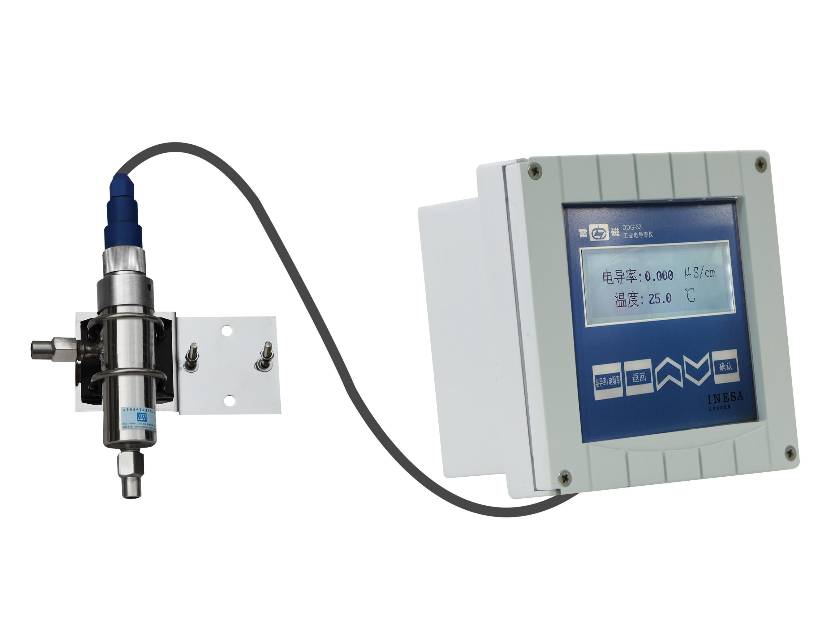 雷磁工业电导率仪DDG-33型