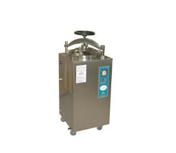 博迅立式压力蒸汽灭菌器YXQ-LS-30SII
