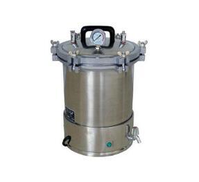 博迅电加热手提式灭菌器(蝶型螺母开盖型) YXQ-SG46-280S
