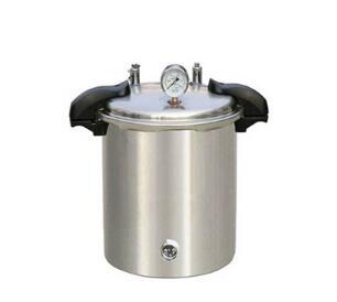 博迅煤电两用手提式灭菌器(移位式快开盖型) YXQ-SG46-280SA