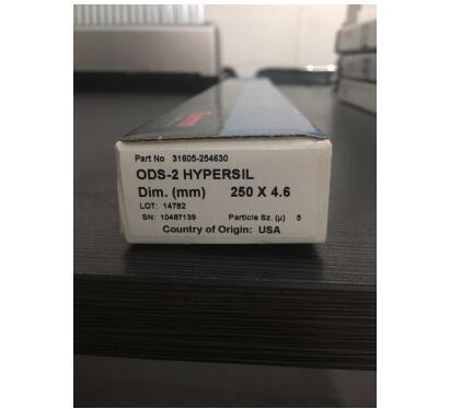 赛默飞250x4.6mm 5um Hypersil ODS-2