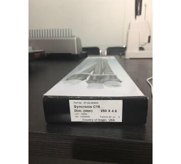 赛默飞Syncronis C18 250x4.6x5um