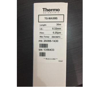 赛默飞TG-WAXMS 30m x 0.32mm x 0.25μm