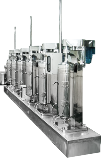 梅洁高速管式离心机 FS-O-TC 系列