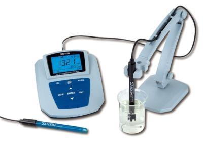 三信双参数测量仪MP521 PH/电导率