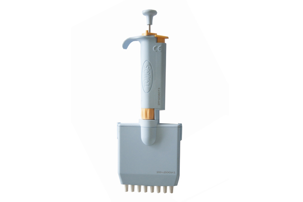 8道高温消毒可调移液器