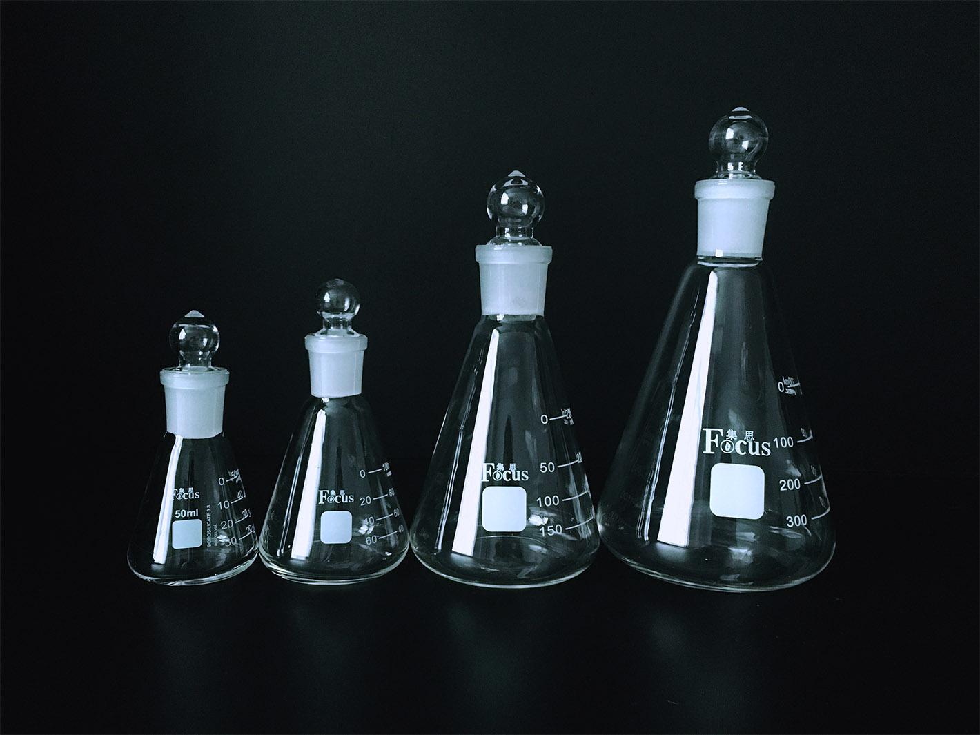 葵花 集思具塞三角烧瓶